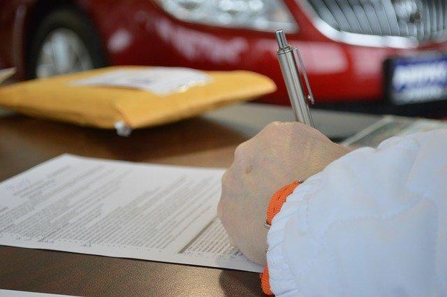 當鋪汽車借款流程